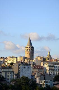 Galata Tower by dem