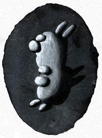 """Tierkreiszeichen """"Maus"""" by Istvan  Seidel"""