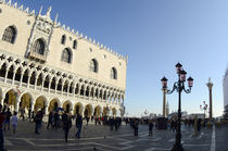 Piazza San Marco, Venice by dem