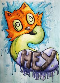 Hey! by Gustavo Monky Urquieta