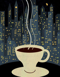 Manhattan Coffee by Benjamin Bay