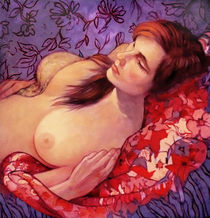 Charlotte by Roz McQuillan
