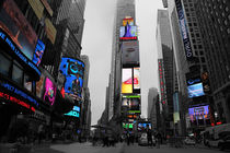 Times Square New York City by winterimages