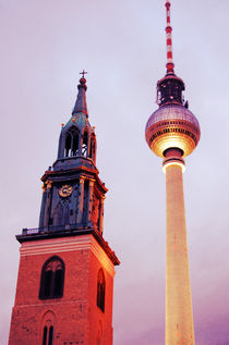 Alexanderplatz, Berlin by marga-sol