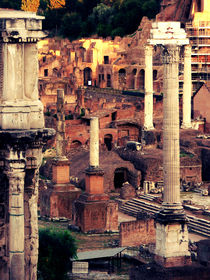 Roma old city by marga-sol