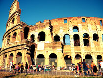 Roma Colosseum  by marga-sol