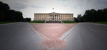 Norway  Royal Palace in Oslo by Carlos Filipe Flores