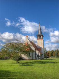 Dorfkirche in Brandenburg (Prignitz) by Markus Dick