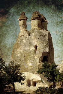 Fairy chimney in Goreme von RicardMN Photography