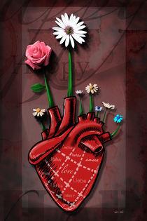 Happy Heart by Adriana Schiavon