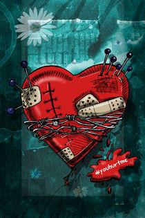Hurt Heart by Adriana Schiavon