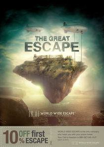 The Great Escape von Ralf Krause