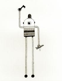 robot by Mariana Beldi