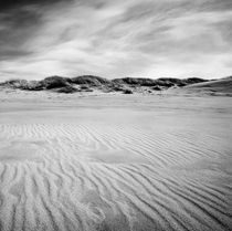 B&W Sand Dunes by sakis-iatropoulos-photography
