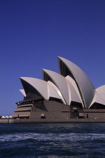 View of Opera House by Wolfgang Kaehler