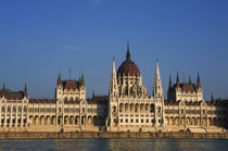 View of Parliament Building by Wolfgang Kaehler