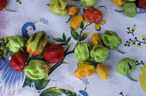 Peppers by Wolfgang Kaehler
