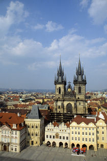 From Town Hall Tower by Wolfgang Kaehler
