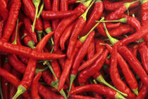Red Chili Peppers von Wolfgang Kaehler