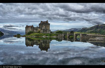 Eilean Donan Castle by and979