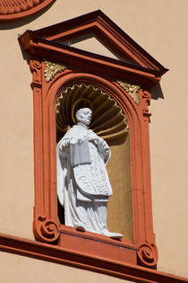 Statue on a Jesuit Church by safaribears