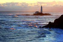 St Mary's Lighthouse von John Dunbar