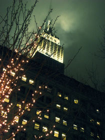 Empire State Building by Kristjan Karlsson