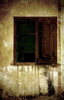 Old and decrepit window von RicardMN Photography