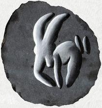"""Tierkreiszeichen """"Hase"""" by Istvan  Seidel"""