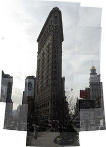 Flatiron Building by axel haudiquet