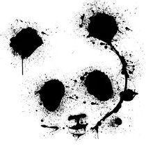Panda by axel haudiquet