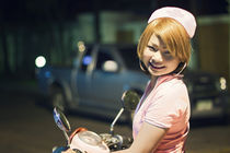 Nurse-on-wheels