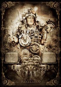 El Capitano Papagallo by Ralf Krause