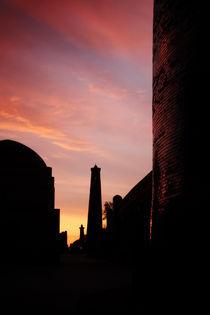 Sunrise  Khiva by Diana Kartasheva