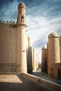 Khiva by Diana Kartasheva