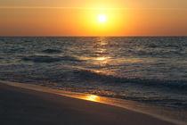 Caribbean sunrise by Michael Latman