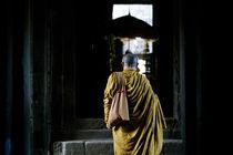 Waiting monk by VLadimir Kapustin