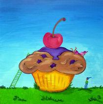 Spring-muffin