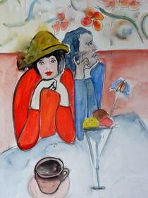 Eiszeit by Annegret Hoffmann