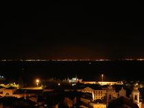 Lisbon night von Luca Leinemann