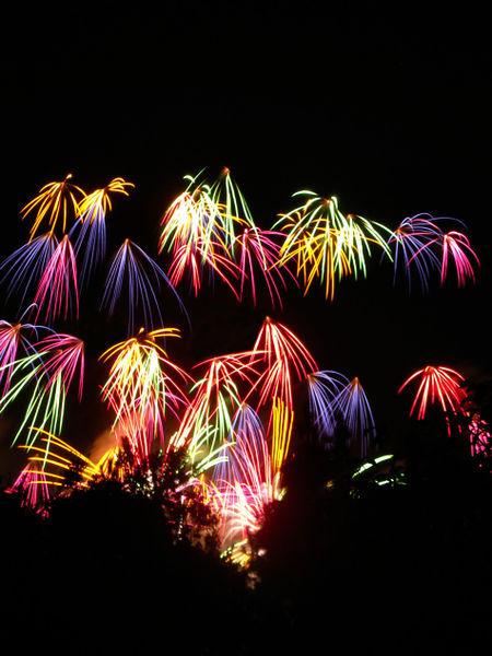 Rainbows-of-fireworks