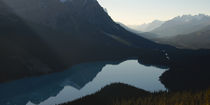 Banff Lakes by Juan C. García