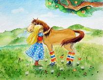My horse von Eszter Fézler