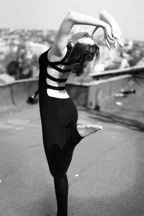 Swan Dances von Simona Naciadis