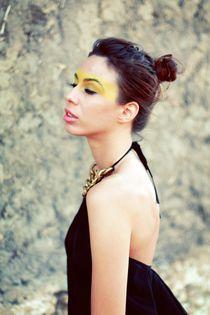 PrintYellow by Simona Naciadis