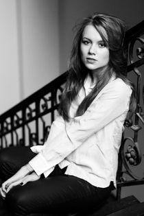Portret von Simona Naciadis