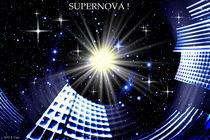 Supernova. by Bernd Vagt