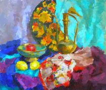 still life by Anastasia Berezovsky