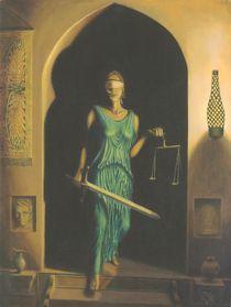 Lady Justice by odingalen