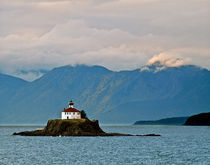 Eldred Rock Lighthouse Skagway